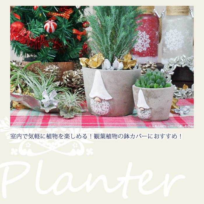 室内で気軽に植物を楽しめる!観葉植物の鉢カバーにおすすめ!